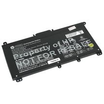 Аккумуляторная батарея для ноутбука HP TF03XL Pavilion 15-cc 11.55V Black 3615mAh Orig