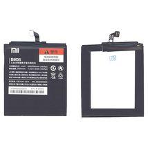 Оригинальная аккумуляторная батарея для смартфона Xiaomi BM35 Mi 4c, Mi 4c Dual SIM 4.4V Black 3000mAhr 11.52Wh
