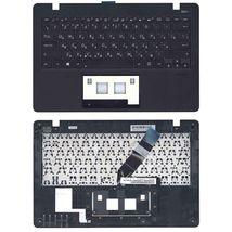 Клавиатура Asus (X200) Black, с топ панелью (Black), RU