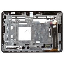 Матрица с тачскрином (модуль) Asus MeMO Pad 10 черный с рамкой