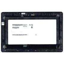 Матрица с тачскрином (модуль) для ноутбука Asus Transformer Book T100 FP-TPAY10104A-02X-H черный. Сняты с аппаратов