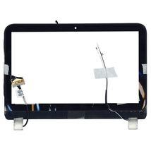 Тачскрин (Сенсорное стекло) для ноутбука HP Pavilion 11-e100sr черный