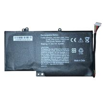 АКБ HP NP03XL Pavilion 13 x360 11.4V Black 3750mAh OEM