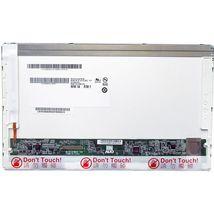 "10,1"", Normal (стандарт), 40 pin (снизу слева), 1280x720, Светодиодная (LED), без креплений, глянцевая, AU Optronics (AUO), B101EW02 V.0"