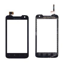 Тачскрин (Сенсорное стекло) для смартфона Lenovo A789 черный