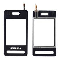 Тачскрин (Сенсорное стекло) Samsung SGH D980 черный