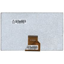 """Матрица для планшета 7"""", Normal (стандарт), 50 pin (снизу по центру), короткий шлейф, 800x480, Светодиодная (LED), без креплений, матовая, Innolux, AT070TN92 ST"""
