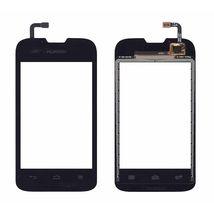 Тачскрин (Сенсорное стекло) Huawei Ascend Y210 черный