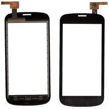 Тачскрин (Сенсорное стекло) для смартфона ZTE Blade 2 V818 черный
