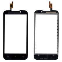 Тачскрин (Сенсорное стекло) для смартфона Lenovo A516 черный