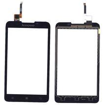 Тачскрин (Сенсорное стекло) для смартфона Lenovo A590 черный