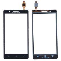 Тачскрин (Сенсорное стекло) для смартфона Lenovo A536 черный
