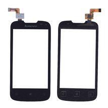 Тачскрин (Сенсорное стекло) для смартфона Lenovo A690 черный