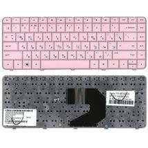 Клавиатура HP Pavilion (G4, G4-1000) Pink, RU