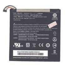 Аккумуляторная батарея для планшета Acer 30107108 3.7V Black 4600mAhr 17Wh