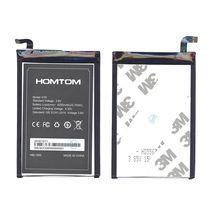 Батарея (аккумулятор) для Doogee Homtom  оригинальная (оригинал)