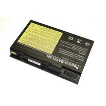 Аккумуляторная батарея для ноутбука Acer BATCL50L Travelmate 291 14.8V Black 4400mAh OEM