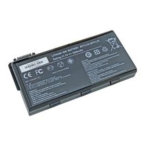 Аккумуляторная батарея для ноутбука MSI BTY-L74 A6000, CX500, CR500 11.1V Black 5200mAh OEM