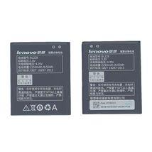Оригинальная аккумуляторная батарея для смартфона Lenovo BL228 A360T/A380T 3.8V Black 2250mAhr 8.55Wh