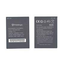 Оригинальная аккумуляторная батарея для смартфона Prestigio PAP3350 3350 Multiphone 3.7V Black 1200mAhr 4.44Wh