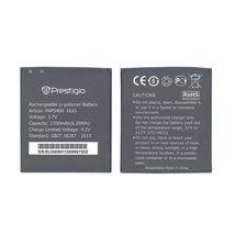 Оригинальная аккумуляторная батарея для смартфона Prestigio PAP5400 5400 Multiphone 3.7V Black 1700mAh 6.29Wh