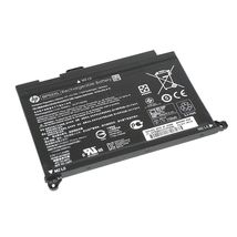 Аккумуляторная батарея для ноутбука HP BP02XL 15-AU 7.7V Black 5150mAh Orig