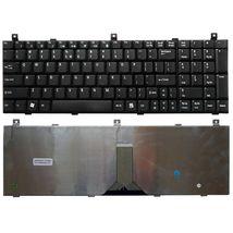Клавиатура Acer Aspire (1800, 1801, 1802, 1804, 9500, 9502, 9503, 9504) Black, RU