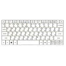 Клавиатура для ноутбука для ноутбука Acer Aspire (1420, 1425, 1425P, 1810, 1810T, 1820, 1825, 1830T) Aspire One (715, 721, 722, 751, 751H, 752, 752H, 753, ZA3, ZA5) Acer Ferrari One (200) White, RU