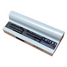 Усиленная аккумуляторная батарея для ноутбука Asus AL22-901 EEE PC 901 7.4V White 8800mAh OEM