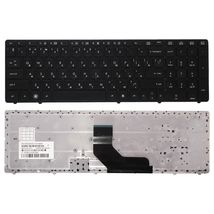 Клавиатура HP ProBook (6560B) Black, (Black Frame) RU