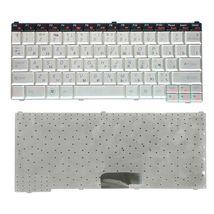 Клавиатура Lenovo Ideapad (U150) Silver, RU