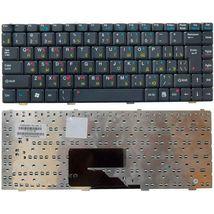 Клавиатура MSI Megabook (S250) Black, RU