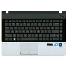 Клавиатура Samsung (300E4A) Black, с топ панелью (Black), RU
