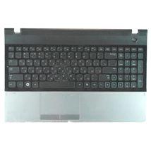 Клавиатура Samsung (300E5A) Black, с топ панелью (Black), RU