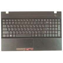 Клавиатура Samsung (300V5A) Black, с топ панелью (Black), RU