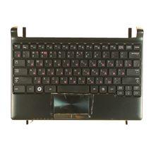 Клавиатура Samsung (N250) Black, с топ панелью (Black), RU