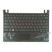 Клавиатура Samsung (N350) Black, с топ панелью (Black), RU