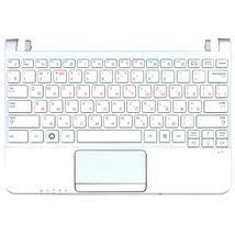 Клавиатура Samsung (NC110) White, с топ панелью (White), RU
