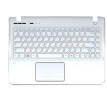 Клавиатура Samsung (SF310) White, с топ панелью (White), RU