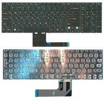 Клавиатура Sony (SF510) Black, с подсветкой (Light), (No Frame) RU
