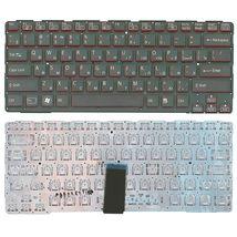 Клавиатура Sony (SVE14A) Black, (No Frame) RU