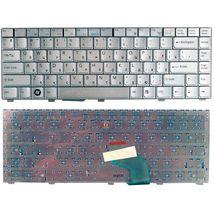 Клавиатура Sony Vaio (VGN-SZ) Silver, RU
