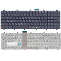 Клавиатура MSI (GE60) Black, (Black Frame) RU