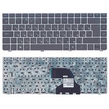 Клавиатура HP ProBook (4330S) Black, (Gray Frame), RU