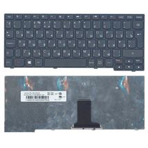 Клавиатура Lenovo IdeaPad (S100) Black, (Black Frame), RU