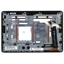 Матрица с тачскрином (модуль) Asus MeMO Pad 10 ME102 черный с рамкой