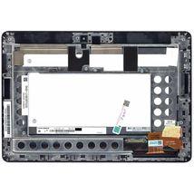 Матрица с тачскрином (модуль) Asus MeMo Pad Smart 10 ME301T ME301 5280N FPC-1 rev 4 с рамкой