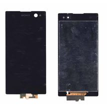 Матрица с тачскрином (модуль) для Sony Xperia C3 D2502 черный