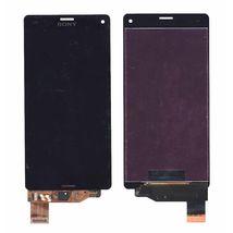 Матрица с тачскрином (модуль) Sony Xperia Z3 D580 Compact черный