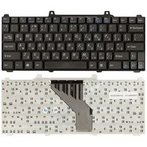 Клавиатура Dell Inspiron (700M, 710M) Black, RU